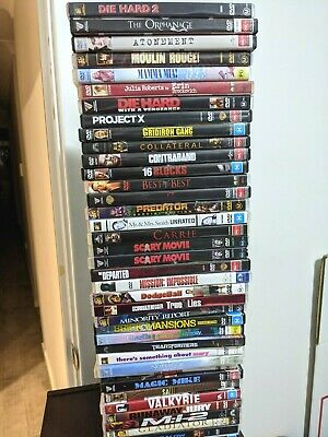 AU7.99 • Buy Action Blockbuster Hit Movie DVD's Huge Range To Choose! Pick & Save From $1.09!
