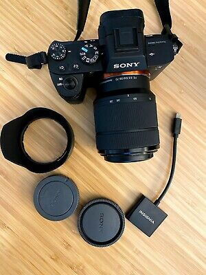 $ CDN829.32 • Buy Barely Used SONY Alpha A7 II 24.3MP Mirrorless Digital Camera With 28-70mm Lens