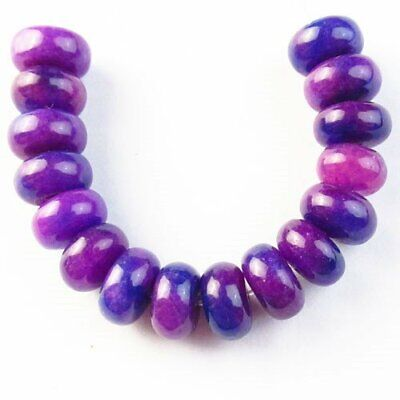 $0.27 • Buy 16Pcs/Set 10x6mm Sugilite Rondelle Pendant Bead D47993