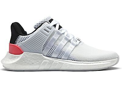 $ CDN44.65 • Buy Adidas EQT Support 93/17 Boost White Turbo Red - Size 10 - BA7473