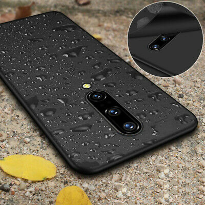 AU4.44 • Buy For OnePlus 8 Pro 7T Pro 7 6T 6 5T Matte Ultra-Thin Soft Silicone TPU Case Cover