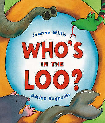 Who's In The Loo?, Willis, Jeanne , Acceptable, FAST Delivery • 2.76£