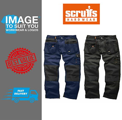 Scruffs Worker Plus Trousers Navy Or Black  • 38.95£