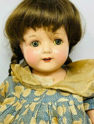 $74.99 • Buy Vintage 1925 Effanbee Rosemary - 25  Composition Doll