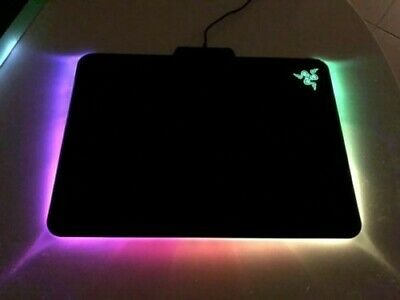 AU6 • Buy Razer Firefly Cloth Gaming Mouse Pad Mat With Customizable Chroma Lighting