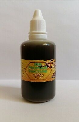 Natural Bee Propolis Tincture Extract Immune System Supplement 30% Strength 50ml • 10.95£