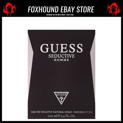 Guess Seductive Homme Edt 100ml Spray • 25.67£