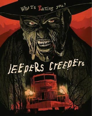 $10.99 • Buy JEEPERS CREEPERS (Blu-Ray Disc) <<Special Cover Art>> BRAND NEW! (FREE SHIPPING)
