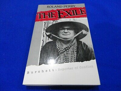 AU16 • Buy The Exile By Roland Perry - Small Pb Book!!