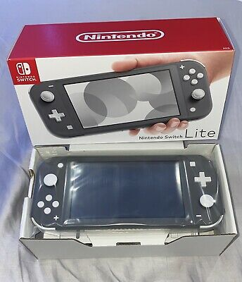 AU230 • Buy BRAND NEW NEVER USED- Nintendo Switch Lite Console Grey