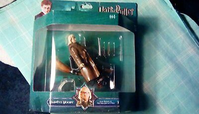 $29.99 • Buy Harry Potter Mad Eye Moody Figure By Popco Toys England