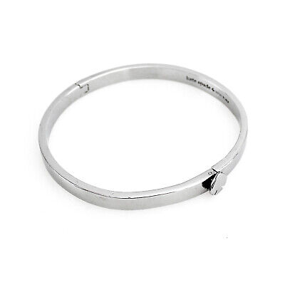 AU13.50 • Buy KATE SPADE New York Thin Button Bangle - Preowned - Designer Jewellery Sale