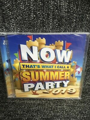 $4.36 • Buy Now Thats What I Call A Summer Party 2019 - Various - 2 X Cd Set - George Ezra +