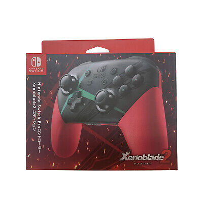 $99.99 • Buy New For Nintendo Official Switch Pro Controller Xenoblade 2 Edition (Switch) US