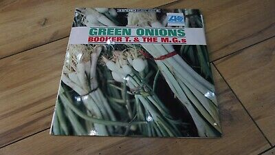 Booker T & The MG's - Green Onions. VG+ 1st UK Press! Vinyl Record LP. • 24.95£