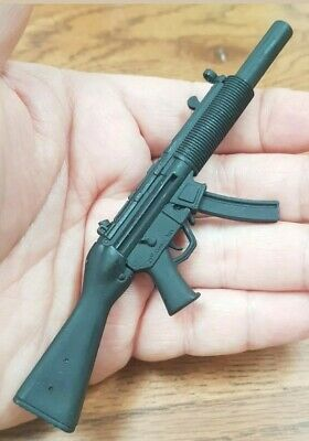 £28 • Buy 1/6 Scale MP5 SD6 Submachine Gun 21st Century Toys Weapon For 12 Inch Figure