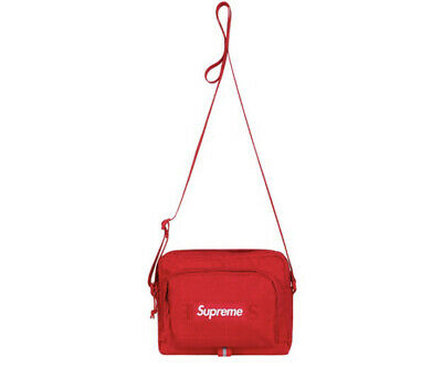 $ CDN391.02 • Buy Supreme SS19 Shoulder Bag Red Box Logo Bogo