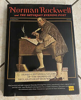 $ CDN17.57 • Buy Norman Rockwell And The Saturday Evening Post : Volume One Book