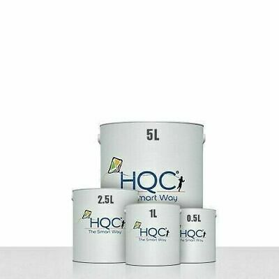 HQC Insulating Anti-Condensation, Mould And Damp Proof Paint (1L - 5L) • 25.95£