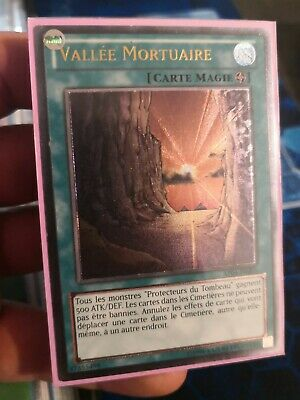 Yugioh Necrovalley Ultimate FR AP04-FR003 Near Mint Vallée Mortuaire Astral Pack • 126.12£
