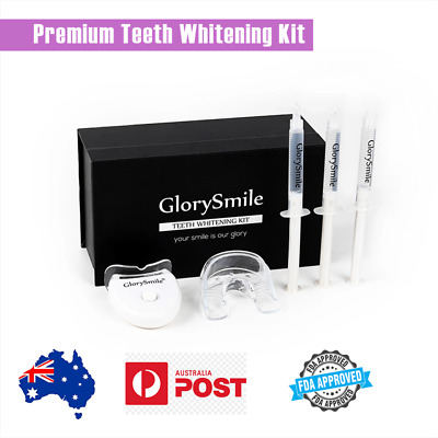 AU39.90 • Buy Teeth Whitening Kit  Advanced Premium Whitening Gel 100% Results With 18% CP AU