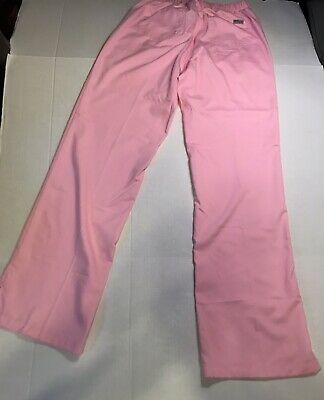 $21.99 • Buy Greys Anatomy Scrubs By Barco Size Small Tall NWT Pink