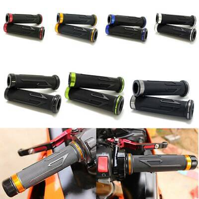 $10.01 • Buy Motorcycle 7/8  Hand Grips HandleBar Gel Fit For 2003 2004 Yamaha YZF R6 YZF600R