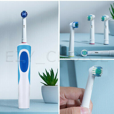 AU4.49 • Buy 4PCS Replacement Toothbrush Electric Brush Heads For Oral B Braun Models Series