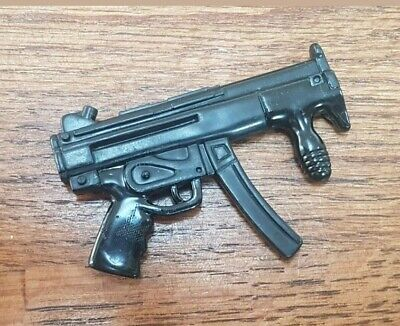 £18 • Buy 1/6 Scale MP5K Sub-machine Gun Toy Weapon For 12 Inch Action Man Figure Weapon