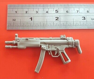 £20 • Buy 2.5 Inch MP5 Submachine Gun TOY Weapon For 7   Figure 7  Inch Figure