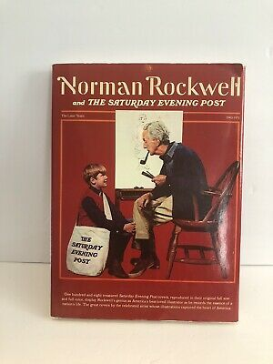 $ CDN12.99 • Buy Norman Rockwell And The Saturday Evening Post The Later Years 1943-1971 HC 1976