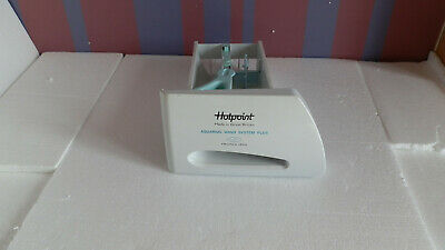 £10.50 • Buy Used Hotpoint WM75P Washing Machine Soap Dispenser Drawer Complete.