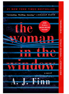 AU6.16 • Buy The Woman In The Window: A Novel