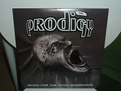 The Prodigy - Music For The Jilted Generation 2lp Mint/sealed • 17.99£