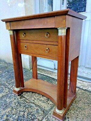 Antique French Empire Revival Small Cabinet  • 199£