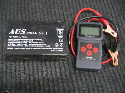 AU139.99 • Buy NBN Battery Tester Also Tests Alarm Batteries Car M/Cycle & Truck