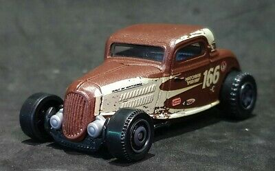 AU2.95 • Buy Matchbox 1933 Ford Coupe Brown Loose