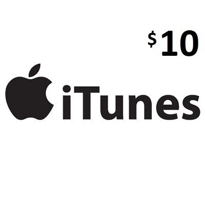 AU12.90 • Buy $10 ITunes, Genuine, Australian Store Only, Music,Movies,Books,Apps And More8Nov