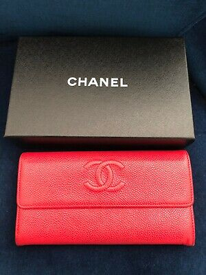 AU650 • Buy Chanel Wallet Authentic