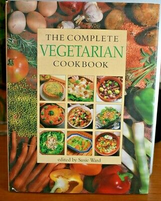 $ CDN9.14 • Buy The Complete Vegetarian Cookbook By Susan Ward, Used In Good Condition