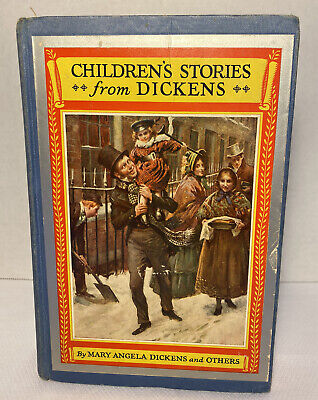 £7.18 • Buy CHILDREN'S STORIES ~FROM DICKENS~ Mary Angela Dickens Ilustrsted Harold Copping.