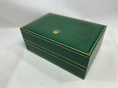 $ CDN94.36 • Buy VINTAGE GENUINE ROLEX Watch Box Case 0612001