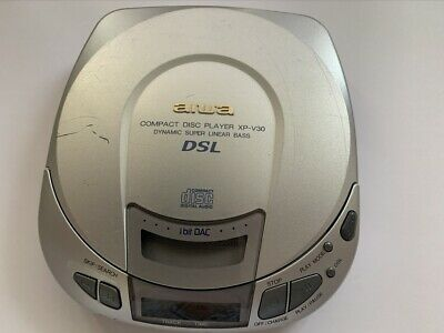 Aiwa Xp-v30 Compact Disc Player/cd Player Used Working • 10£