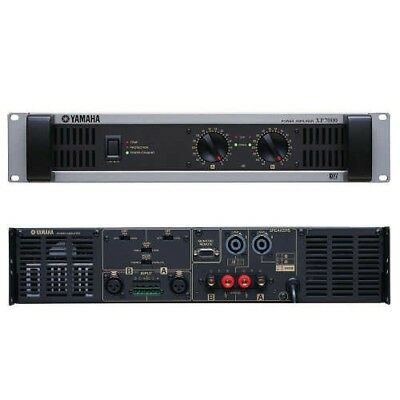 AU4130.70 • Buy YAMAHA XP7000 Power Amplifier High Quality Sound Power Saving FastShip Japan EMS