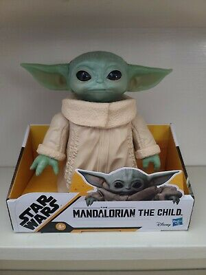 $25 • Buy Star Wars The Child 6.5 Inch Posable Action Figure (The Mandalorian) Baby Yoda