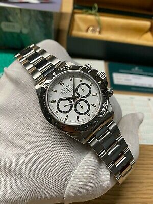 $ CDN40587.62 • Buy 1994 Rolex COSMOGRAPH DAYTONA 16520 ZENITH MOVEMENT FULL SET RARE SERVICED NOV.1