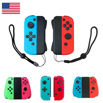 $45.59 • Buy NEW For Nintendo Switch Joy-Con Controller With Tracking Number Gamepad Joystick