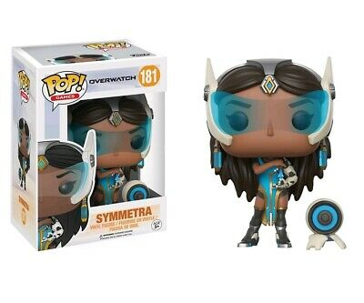 AU18.95 • Buy Overwatch Symmetra Pop! Vinyl Figure #181