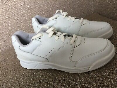 Rockport Ladies Beige Lace Leather Trainers Shoes Womens New RRP £80 UK Size 3 • 13.95£