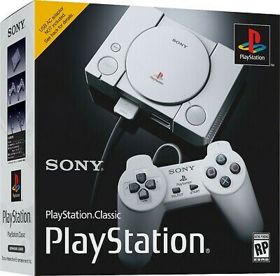 $159.95 • Buy PlayStation Classic - PS1- Bundle With Games
